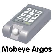 Mobeye Argos met naam