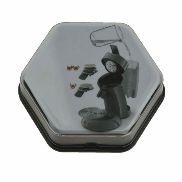 103004Z - Praatknop Zwart Afbeelding
