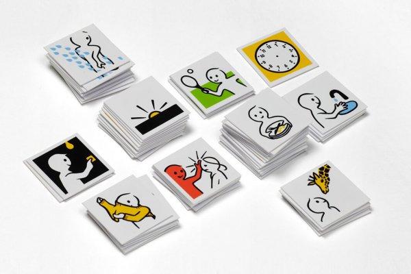 Kidspicto pictogrammen thuis set uitbreiding