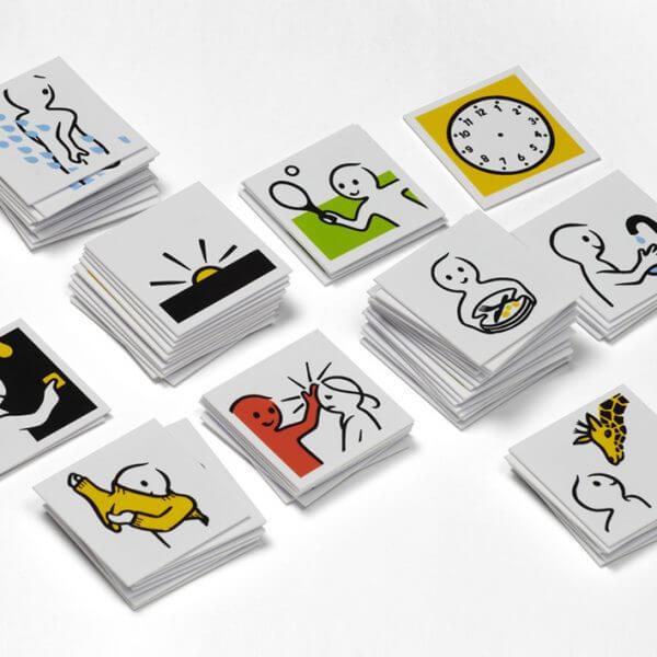 Kidspicto pictogrammen thuisset uitbreiding