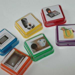 Set Praatknoppen voor verwisselbare afbeelding