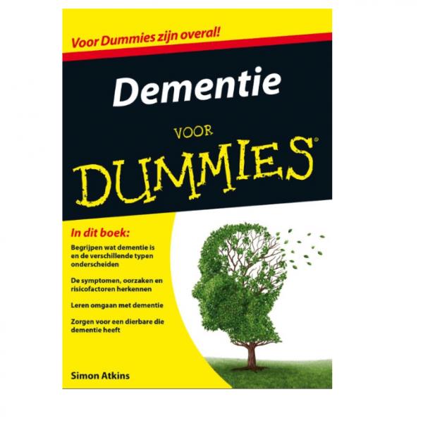 Dementie voor Dummies is de complete en toegankelijke gids waarin je alles over Dementie kunt lezen.De verschillende vormen van Dementie komen aan bod.