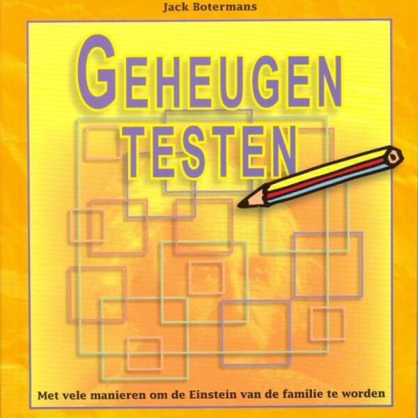 Geheugen testen. Gebruik uw hersens en breng uw geheugen in topvorm! Dit boek staat vol met ingenieuze puzzels, oefeningen en testen.