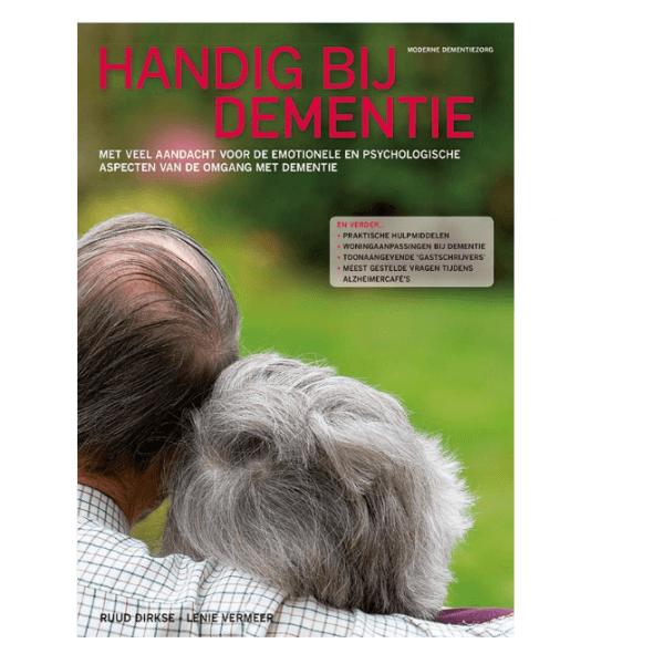 Handig bij Dementie is een boek met veel aandacht voor de emotionele en psychologische aspecten van de omgang met Dementie