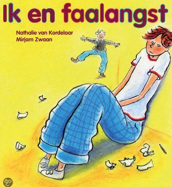 Ik en Faalangst is een boek dat leert kinderen omgaan met faalangst. Ze geven verschillende oefeningen en tips om rustiger te worden .