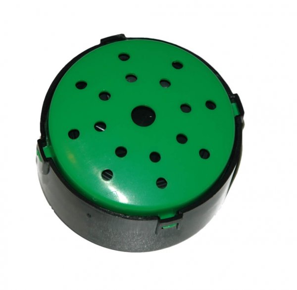 Praatknop Groen 45mm