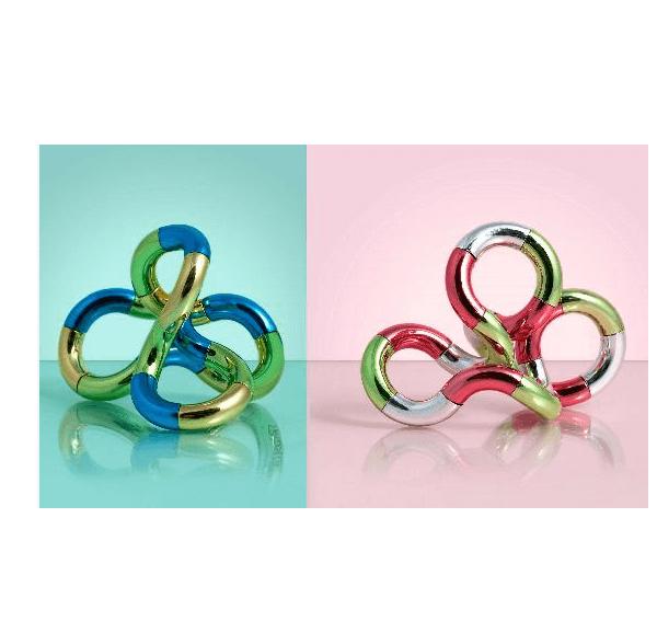 Tangle Metallic Tri-Color