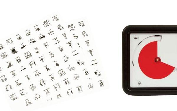 Time-timer-sticker-set