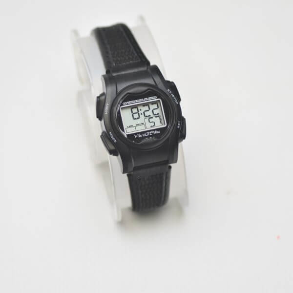 Medicijn horloge Vibralite mini met 12 alarmen.