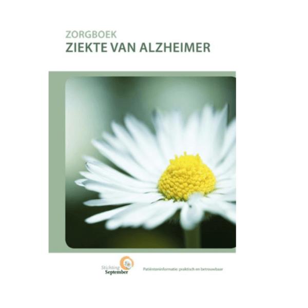 zorgboek ziekte van Alzheimer isvoor verzorgers