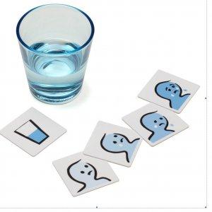 Kidspicto pictogrammen 4 emoties basisset
