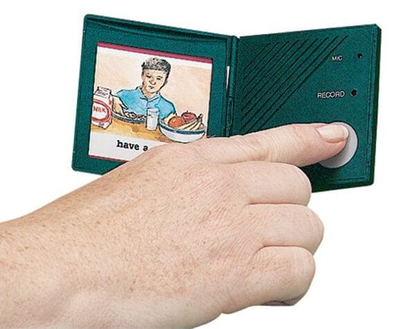 opname recorder personal talker