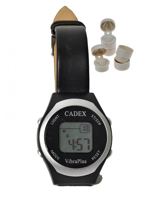 Cadex V+ en pillensnijder klein