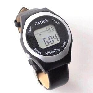 Medicijnhorloge Cadex Vibra Plus met alarm.