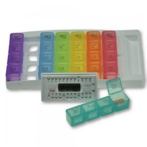 Medicijnalarm GH710H, makkelijk in gebruik.