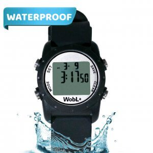 Waterdicht plas-medicijnhorloge voor kinderen een zeer UNIEK horloge.