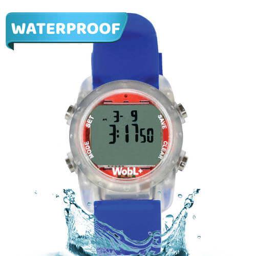 Waterdicht kinder plas-medicijnhorloge is een zeer UNIEK horloge.