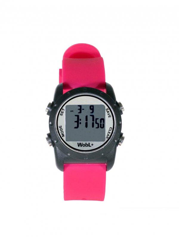 Waterdichte Wobl horloge Roze