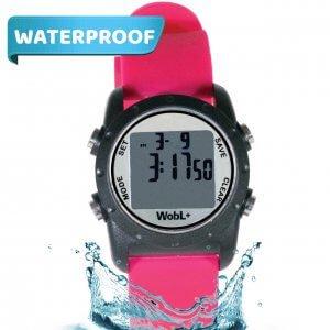 Waterdicht kinder plashorloge-medicijnhorloge is een zeer UNIEK horloge.
