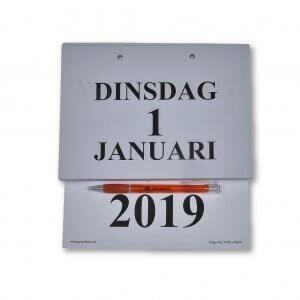 TOM A5 dagkalender