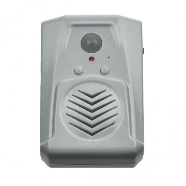 Sense and Sound met PIR sensor