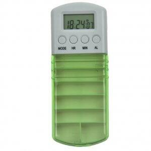 GH700 Medicijnalarm 7 alarmen geluid en/of trillen