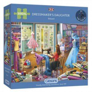 XL-legpuzzel De dochter van de kleermaakster